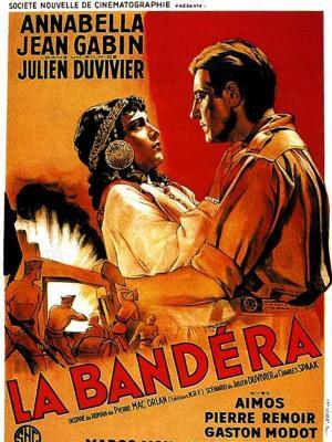 affiche La Bandera