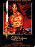 affiche Conan le destructeur