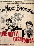 affiche Une Nuit à Casablanca