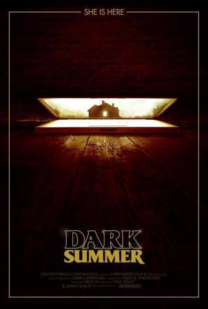 affiche Dark Summer