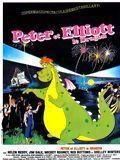 affiche Peter et Elliott le dragon