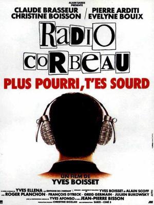 affiche Radio corbeau