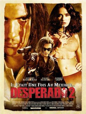 affiche Desperado 2 - Il était une fois au Mexique