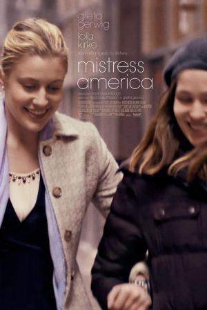 affiche Mistress America
