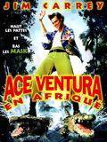 affiche Ace Ventura en Afrique