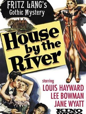 affiche The House by the River