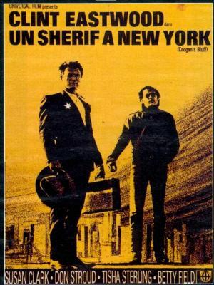 affiche Un shérif à New York