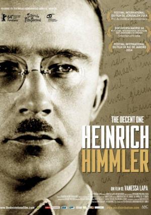 affiche Heinrich Himmler - The Decent One