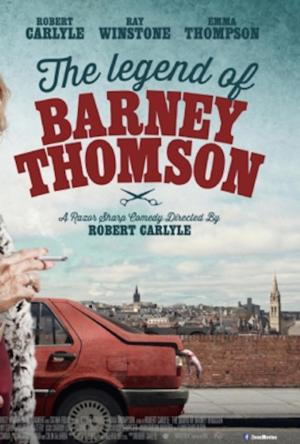 affiche The Legend of Barney Thomson