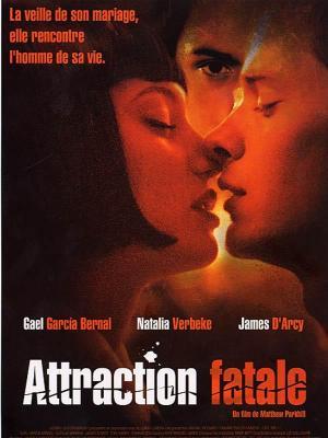 affiche Attraction fatale