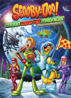 affiche Scooby-Doo! et le monstre de l'espace