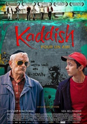 affiche Kaddish pour un ami