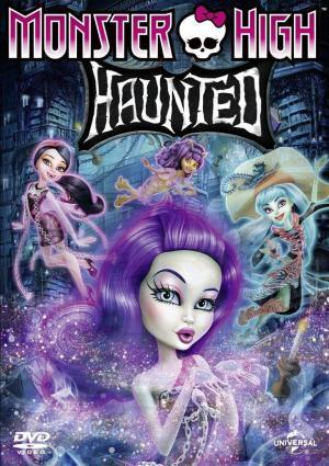 affiche Monster High : Hanté