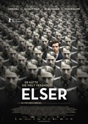 affiche Elser, Un Héros ordinaire