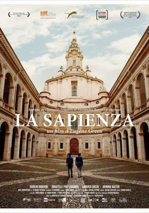 affiche La Sapienza