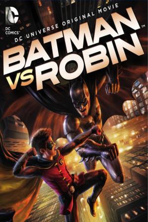 affiche Batman contre Robin