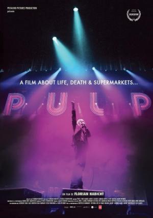 affiche Pulp, a film about life, death & supermarkets