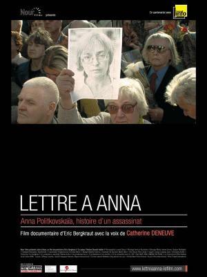 affiche Lettre à Anna