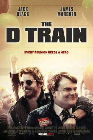 affiche The D train
