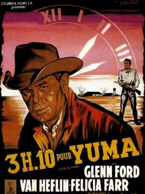 affiche Trois heures dix pour Yuma