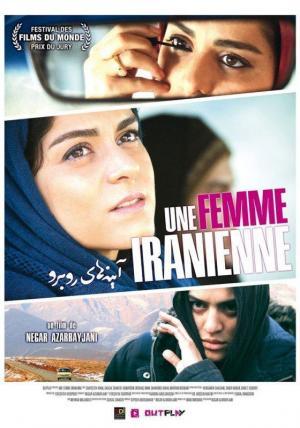 affiche Une femme iranienne