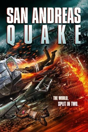 affiche San Andreas Quake