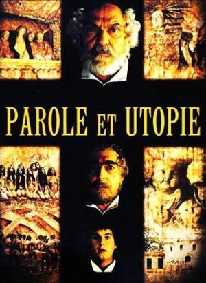 affiche Parole et utopie