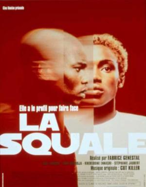 affiche La Squale