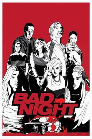 affiche Bad Night