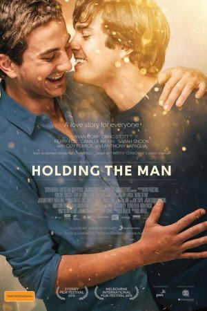 affiche Holding the Man