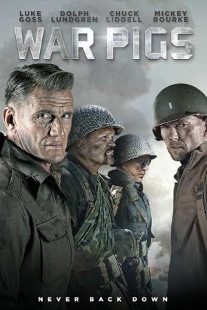 affiche Act of Honor : L'unité War Pigs