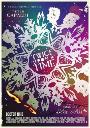 affiche Doctor Who: Twice Upon A Time