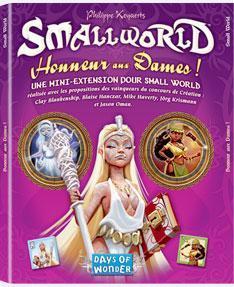 affiche Smallworld: Honneur aux Dames!