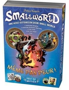 affiche Smallworld: Même pas peur !