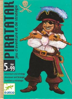 affiche Piratatak