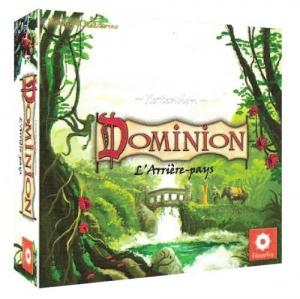 affiche Dominion: L' Arrière-pays