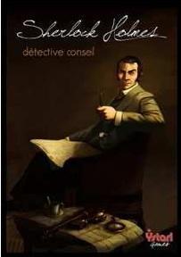 affiche Sherlock Holmes: Détective Conseil