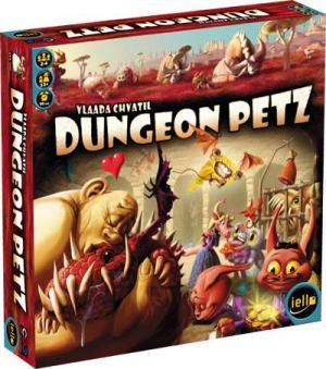 affiche Dungeon Petz