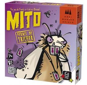 affiche Mito, permis de tricher