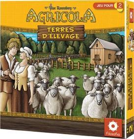affiche Agricola: Terres d'élevage