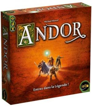 affiche Andor
