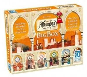affiche Alhambra Big Box