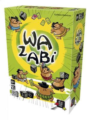 affiche Wazabi Version Anniversaire