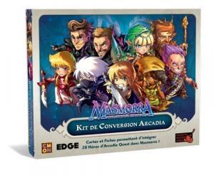 affiche Masmorra: Kit de Conversion Arcadia