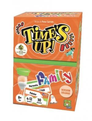 affiche Time's Up ! Family Orange