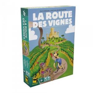 affiche La Route des Vignes
