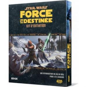 affiche Star Wars Force et Destinée