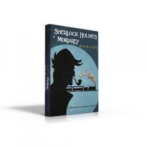 affiche Sherlock Holmes et Moriarty, Associés