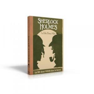 affiche Sherlock Holmes et le défi d'Irène Adler
