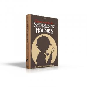 affiche Sherlock Holmes: Quatre Enquêtes